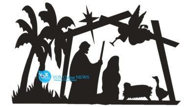 """Photo of """"ഇതാ കർത്താവിന്റെ ദാസി നിന്റെ വചനം പോലെ എന്നിൽ ഭവിക്കട്ടെ"""""""