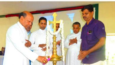 Photo of ബൈബിൾ കറസ്പോണ്ടൻസ് കോഴ്സ് ആരംഭിച്ചു