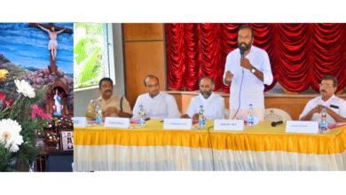 Photo of വ്ളാത്താങ്കര സ്വര്ഗ്ഗാരോപിത മാതാ ദേവാലയ തിരുനാളിന് ആഗസ്റ്റ് 6-ന് തുടക്കം