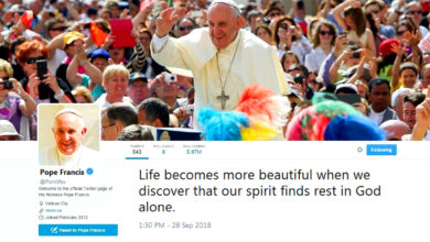 Photo of Life becomes more beautiful when we discover that our spirit finds rest in God alone.