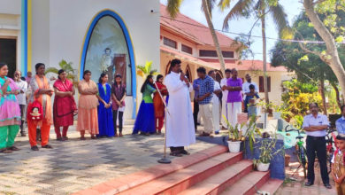 Photo of ആറയൂർ KCYM ഭരണഘടനാ സംരക്ഷണ ദിന റാലി സംഘടിപ്പിച്ചു