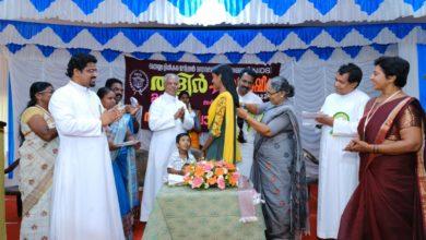 Photo of നെയ്യാറ്റിന്കര ഇന്റെഗ്രൽ ഡവലപ്മെന്റ് സൊസൈറ്റി (നിഡ്സ്) വാര്ഷികത്തിന് തുടക്കമായി; 100 സ്ത്രീകള് കേശദാനം നടത്തി