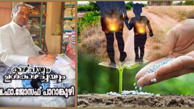 """Photo of """"ദാനായ ലക്ഷ്മീ: സുകൃതായ വിദ്യാ, ചിന്താ പരബ്രഹ്മ വിനിശ്ചയായ"""""""