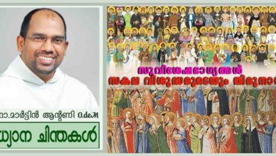 Photo of All Saints Day_Year A_സുവിശേഷഭാഗ്യങ്ങൾ (മത്താ 5:1-12)
