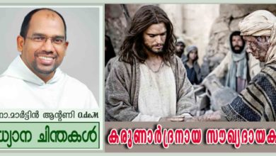 Photo of 6th Sunday Ordinary Time_Year B_കരുണാർദ്രനായ സൗഖ്യദായകൻ (മർക്കോ 1:40-45)