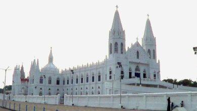 Photo of 2 മാസങ്ങള്ക്ക് ശേഷം വേളാങ്കണ്ണി പളളിയില് പൊതു ദിവ്യബലികള്
