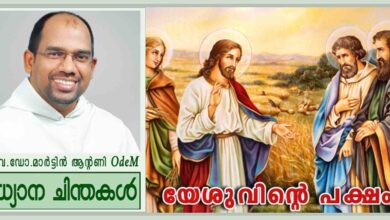Photo of 26th Sunday_Year B_യേശുവിന്റെ പക്ഷം (മർക്കോ 9:38-48)